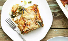 Vegetarian Keto Lasagna | The KetoDiet Blog – Keto Recipes Vegetarian