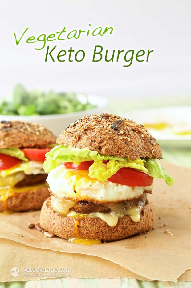 Vegetarian Keto Recipes: 8 Keto Recipes Perfect for ..