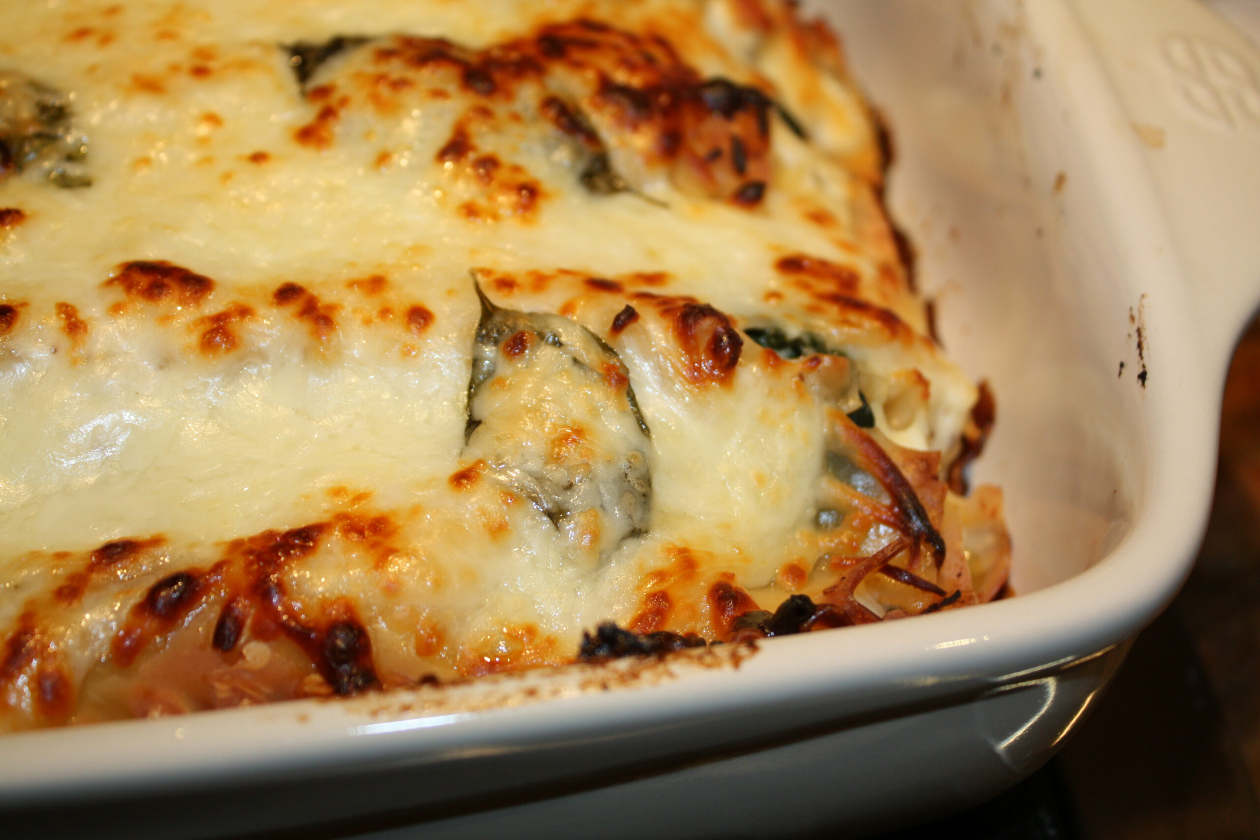 Vegetarian Lasagna Recipe — Dishmaps - recipes vegetarian lasagne