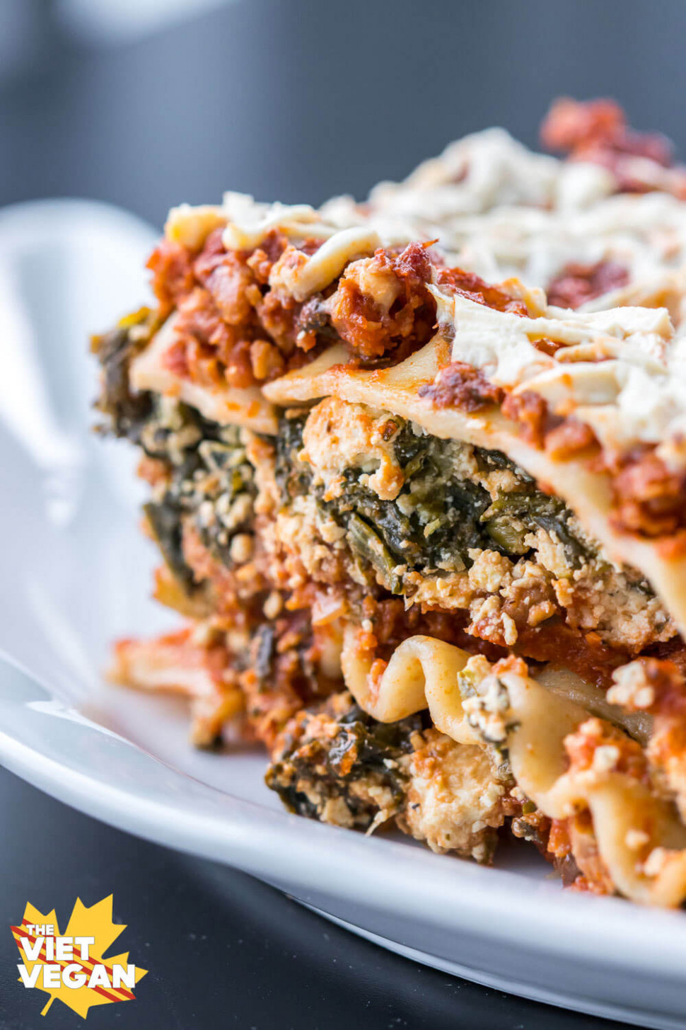 Vegetarian Lasagna With Ricotta Cheese And Spinach - Vegetarian Recipes With Ricotta Cheese