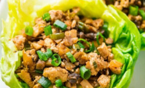 Vegetarian Lettuce Wraps | Copycat PF Changs | Well Plated ..