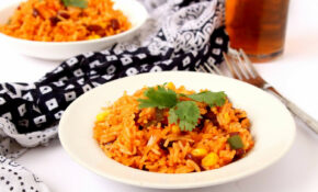 Vegetarian Mexican Fried Rice Recipe – Recipes Mexican Vegetarian