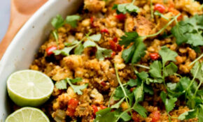 Vegetarian Mexican Stuffing Recipe – Recipes Mexican Vegetarian