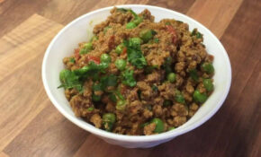 Vegetarian Mince With Peas Using Quorn! – Vegetarian Recipes Quorn