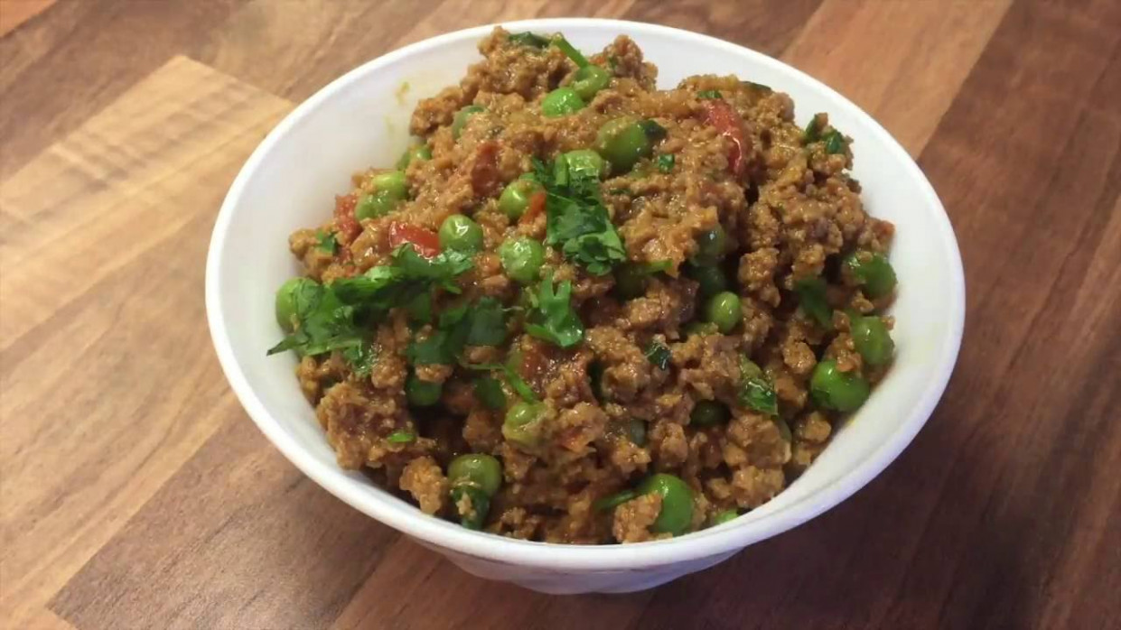 Vegetarian Mince With Peas Using Quorn! - Vegetarian Recipes Quorn