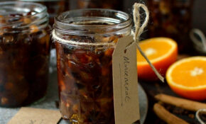 Vegetarian Mincemeat Recipe (And A Giveaway) – Domestic ..