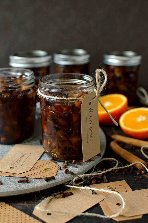 Vegetarian Mincemeat Recipe (And A Giveaway) - Domestic ..