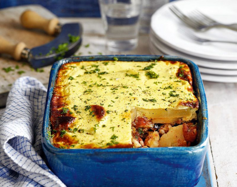 Vegetarian Moussaka Recipe – Slimming World Quorn Moussaka ..