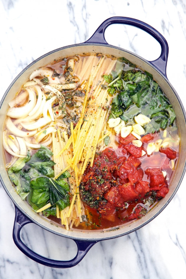 Vegetarian One Pot Wonders /// What's Cooking - The ..