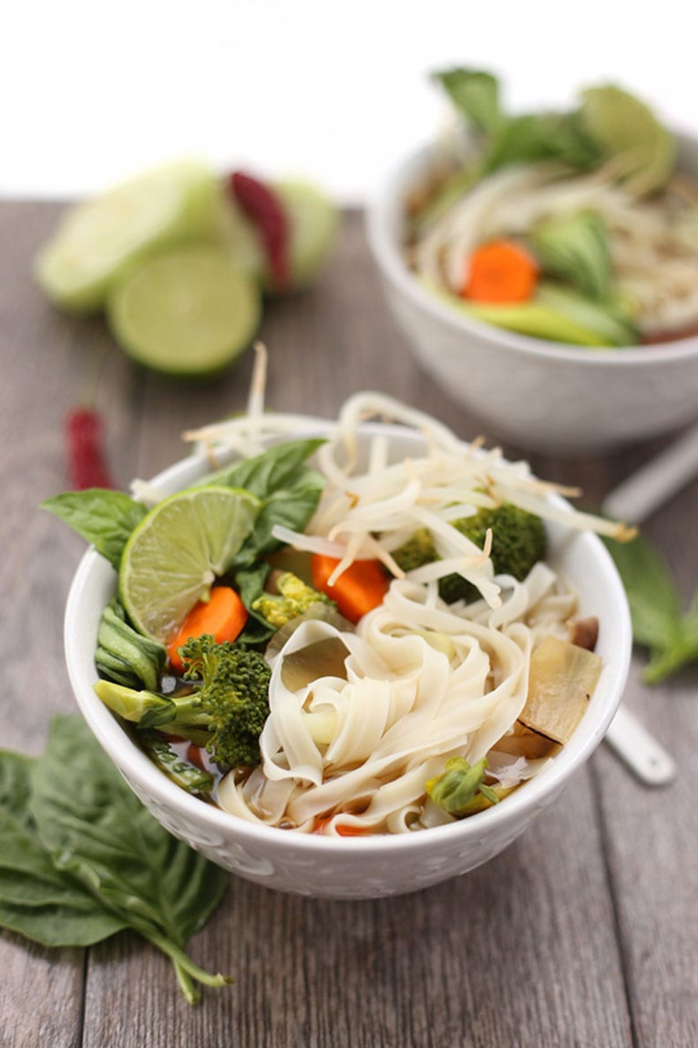 Vegetarian Pho Recipe - recipes easy vegetarian