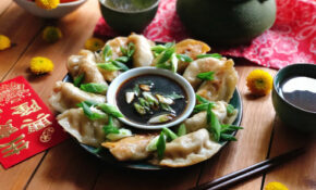 Vegetarian Potstickers For Chinese New Year! – Adriana's ..