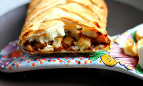 Vegetarian Puff Pastry Plait Recipe – Great British Chefs – Recipes Puff Pastry Vegetarian