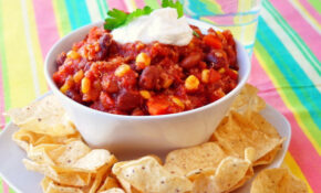 Vegetarian Quinoa Chili Recipe – Recipe Vegetarian Quinoa Chili