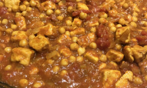 Vegetarian Quorn And Chickpea Curry Recipe – All Recipes UK – Recipes Vegetarian Uk