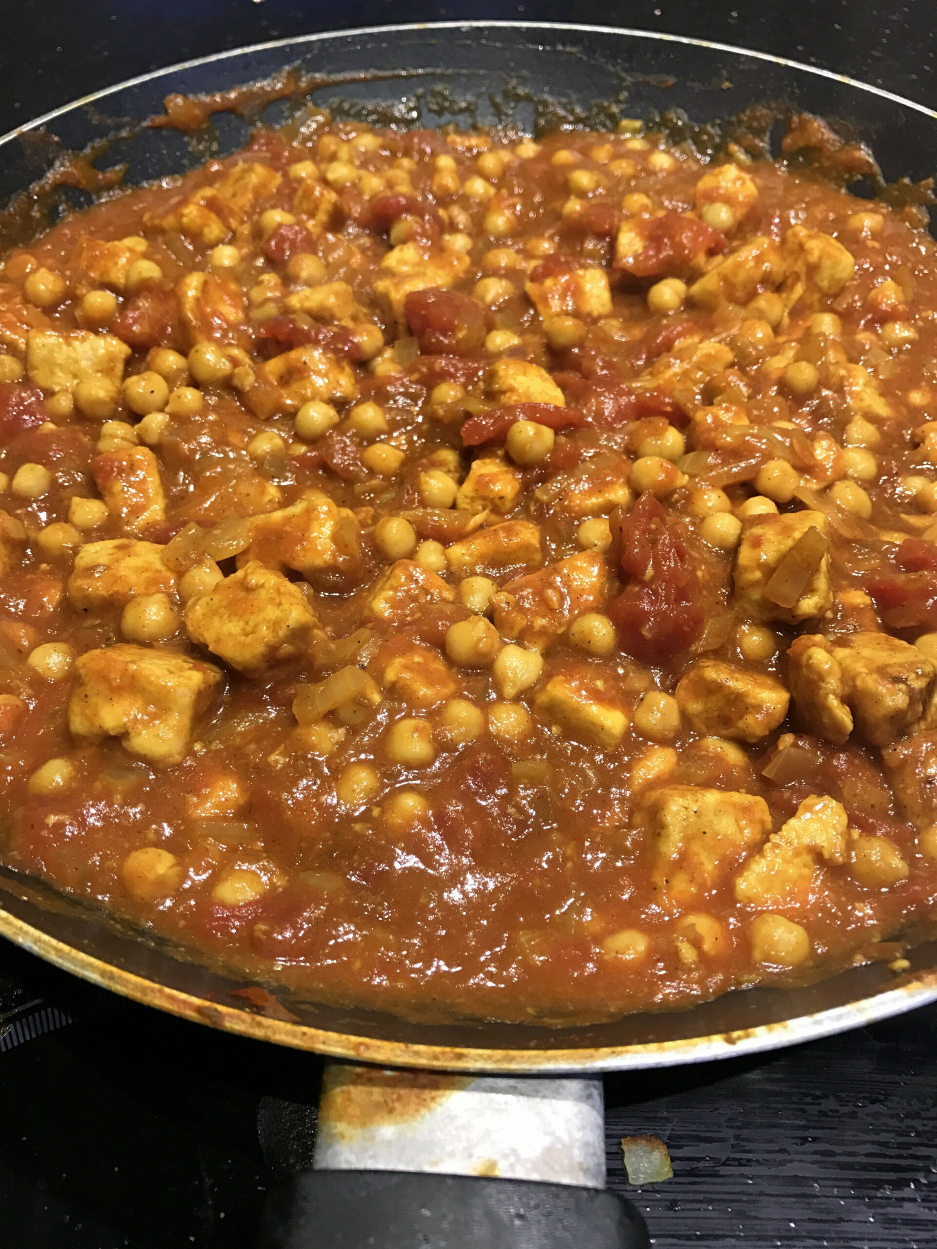 Vegetarian Quorn and chickpea curry recipe - All recipes UK - recipes vegetarian uk
