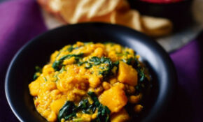 Vegetarian Recipes - North Indian Chickpea, Lentil and ...