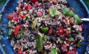 Vegetarian Red Beans And Rice – Recipe Vegetarian Red Beans And Rice