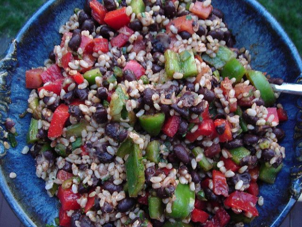 Vegetarian Red Beans and Rice - recipe vegetarian red beans and rice