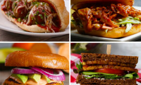 Vegetarian Sandwiches 11 Ways | Recipes – Recipes Vegetarian Sandwiches