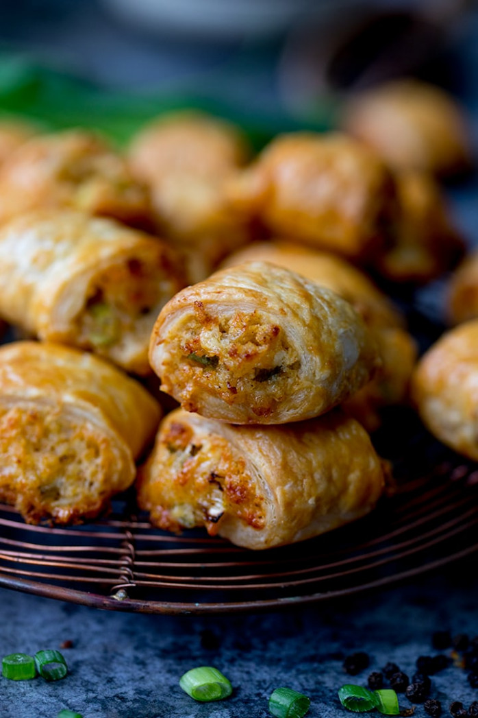 Vegetarian Sausage Rolls That Meat Eaters Love Too ..