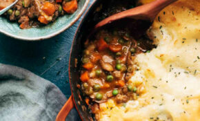 Vegetarian Shepherd's Pie – Recipes Vegetarian Gravy