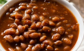 Vegetarian Slow Cooker Baked Beans – Recipes Vegetarian Baked Beans