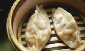 Vegetarian Steamed Dumplings – Recipe Vegetarian Dumplings