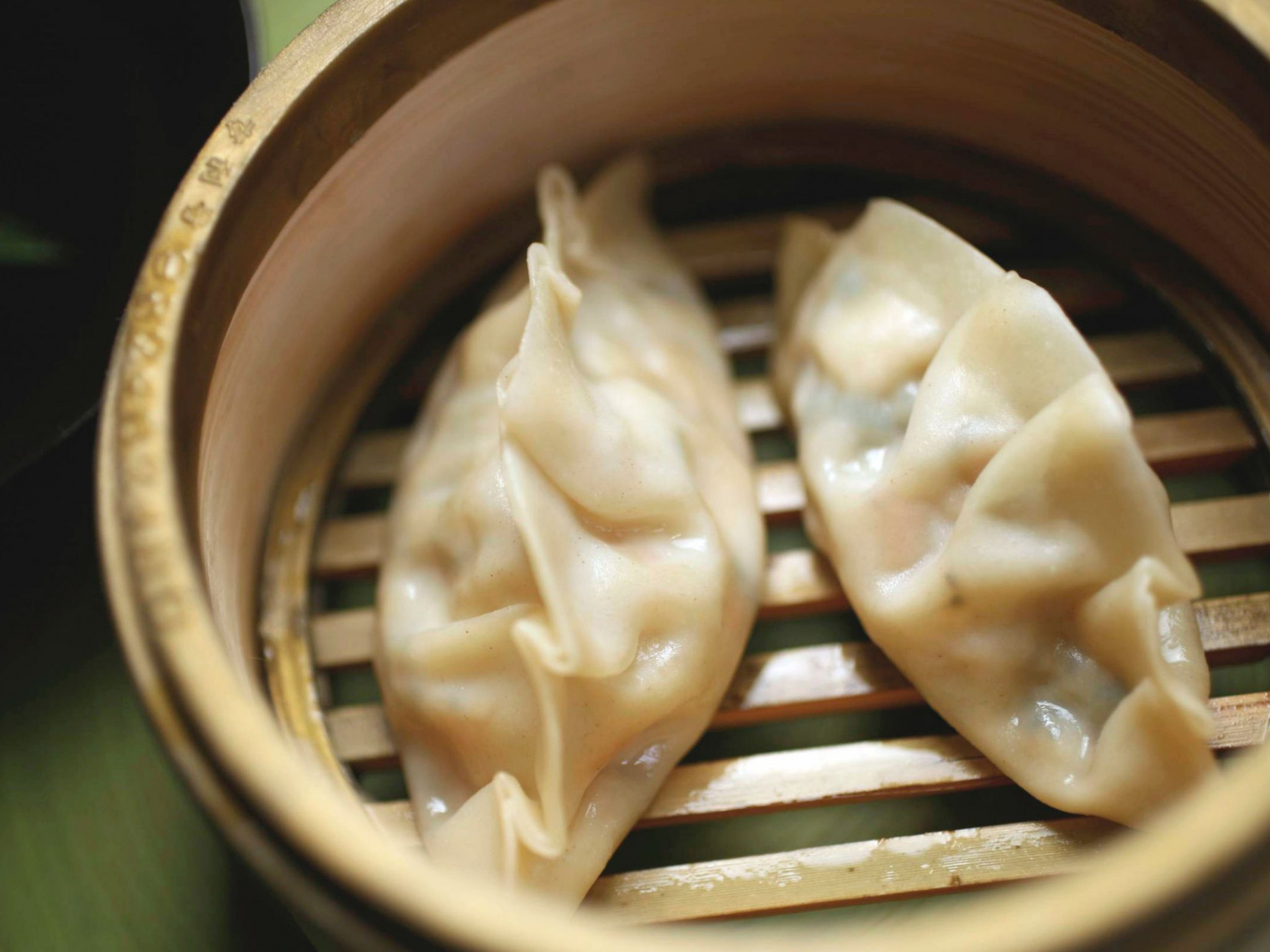 Vegetarian Steamed Dumplings - recipe vegetarian dumplings