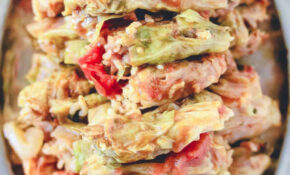 Vegetarian Stuffed Cabbage Rolls | The Mediterranean Dish – Recipes Cabbage Vegetarian