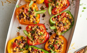 Vegetarian Stuffed Peppers – Recipes That Are Vegetarian