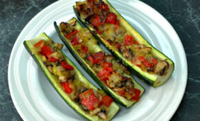 Vegetarian Stuffed Zucchini – Vegetarian Stuffed Zucchini Recipes
