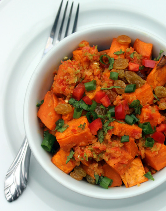 Vegetarian Sweet Potato Recipes | POPSUGAR Fitness - Potato Recipes Vegetarian