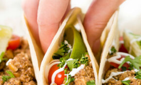 Vegetarian Taco Meat – Recipes Vegetarian And Meat Eater