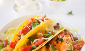 Vegetarian Tacos With Sweet Potato And Beans – Recipes Vegetarian Tacos