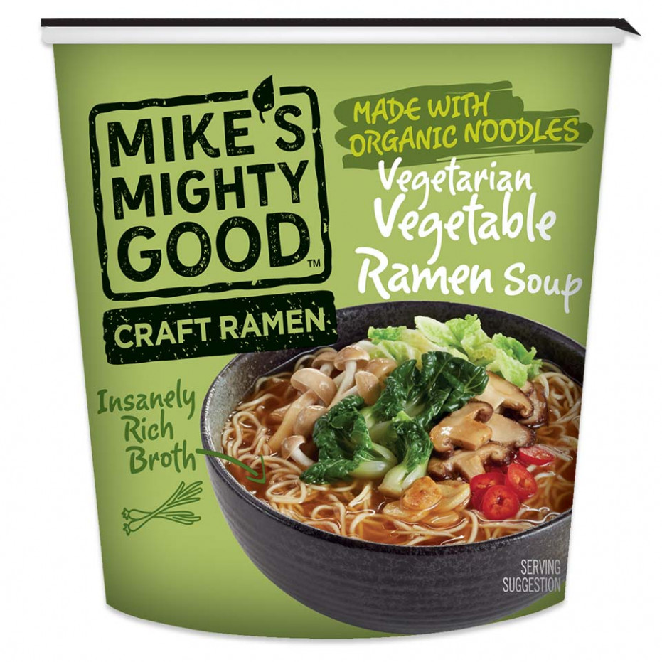 Vegetarian Vegetable Ramen Noodle Soup Cup (14 pack) - ramen recipes vegetarian