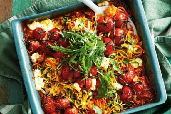 Vegetarian Zoodle Bake Recipe | Homeworld Helensvale ..