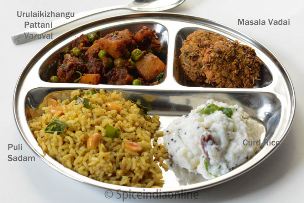 vegetarin lunch ideas Archives - Spiceindiaonline