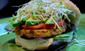 Veggie Burger | Edibles – Vegetarian Meals | Burger ..