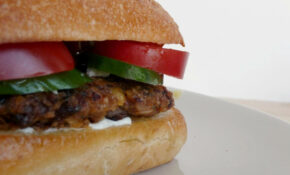 Veggie Burger – Recipes Vegetarian Burgers
