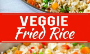 Veggie Fried Rice Recipe | Vegetarian Fried Rice | Easy ..
