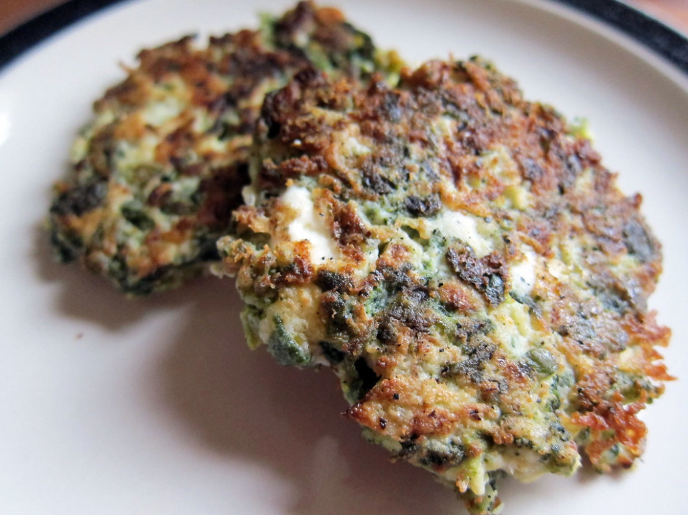 Veggie Fritters - recipes using vegetarian mince