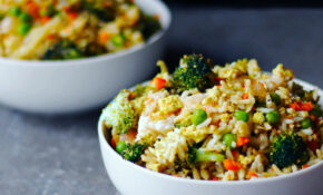 Veggie No Fried Rice Meal Prep – Recipes With Rice Vegetarian