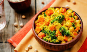 Veggie Quinoa Curry – Recipes Vegetarian Quinoa
