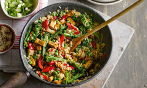Veggie Rice Bowl Recipe | Vegetarian Recipes | Tesco Real Food