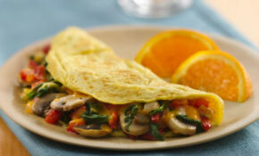 Veggie Stuffed Omelet Recipe – BettyCrocker