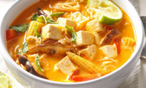 Veggie Thai Curry Soup – Recipes Vegetarian Curry