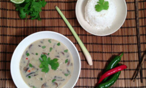 Veggie Thai Green Curry – Recipe Vegetarian Thai Green Curry