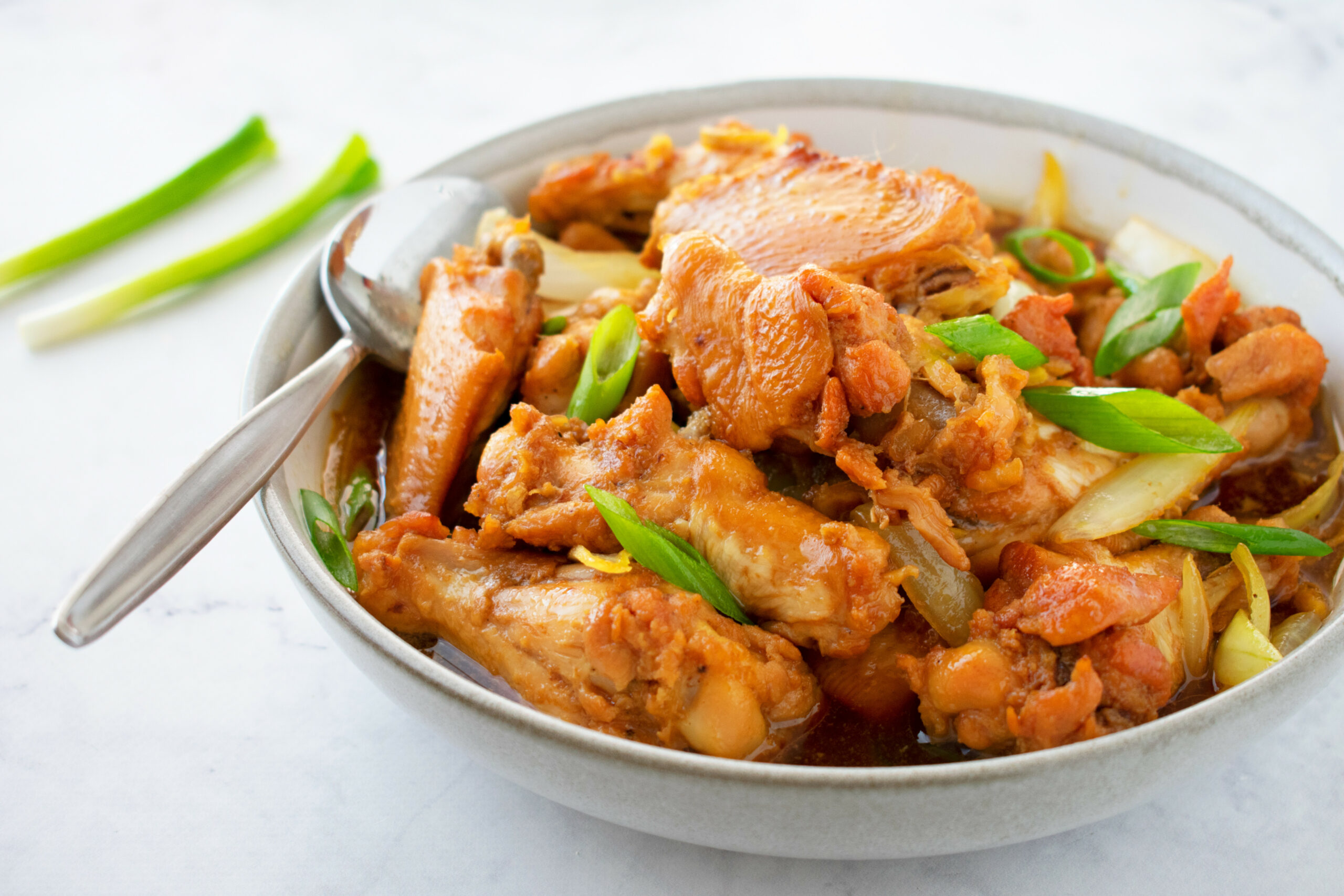 Vietnamese Caramelised Ginger Chicken - chicken recipes vietnamese
