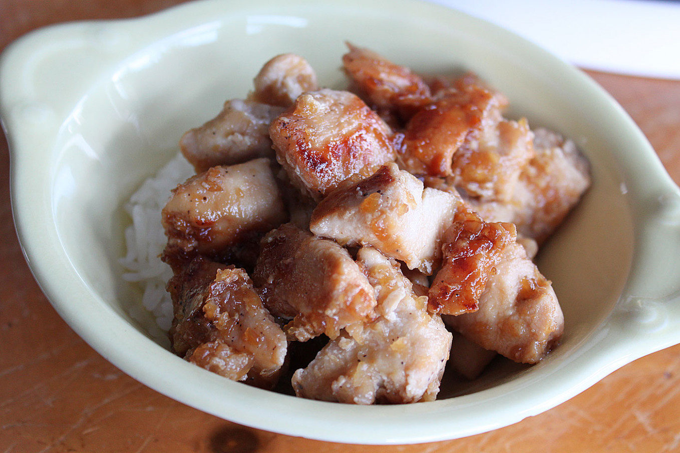 Vietnamese Caramelized Chicken - vietnamese recipes chicken