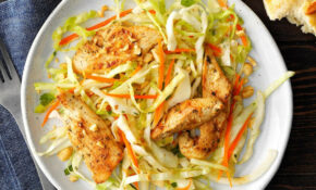 Vietnamese Crunchy Chicken Salad – Vietnamese Recipes Chicken